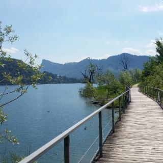 Uferweg zwischen Horw und Hergiswil