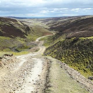 View from Pickerstone Ridge