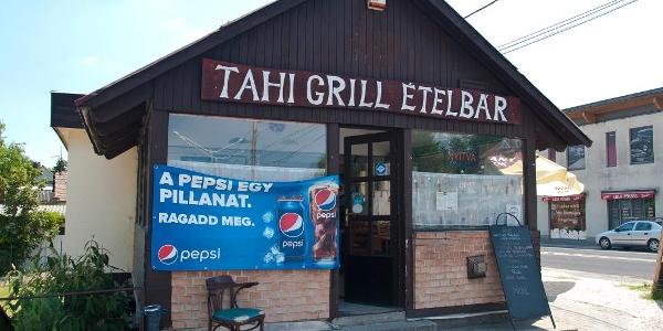 A Hídfő Faloda régen Tahi Grill ételbár névre hallgatott