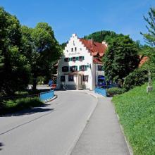 Gasthaus Scheffellinde in Achdorf