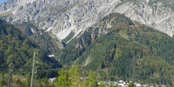 Ausblick Westen