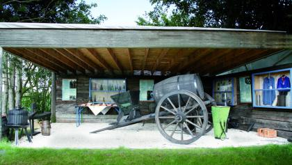 Weinfreilicht-Museum