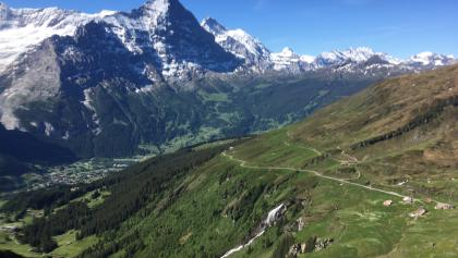 Eiger views
