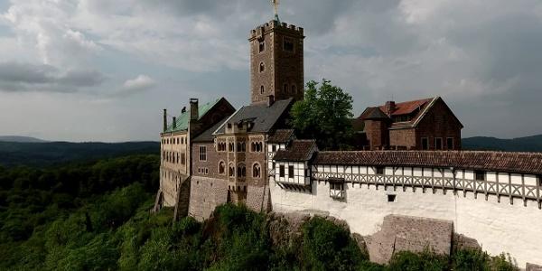 Wandern auf Luthers Spuren in Eisenach und der Wartburgregion