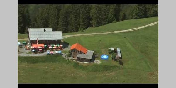 Alpwegkopf Hütte