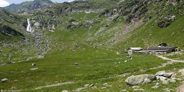Oberkaser Hütte