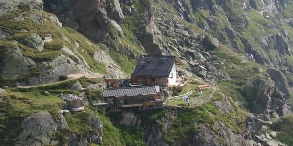 Die Grohmannhütte