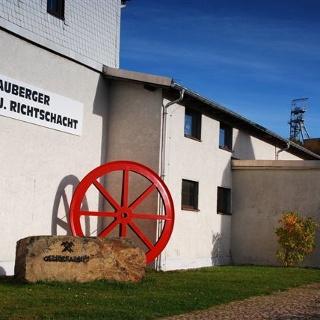 Sauberger Haupt- und Richtschacht
