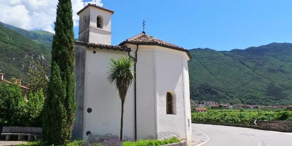 "The littel church ""dei Sette Dolori"" in Massone"