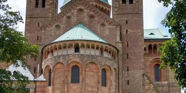 Der Dom von Speyer