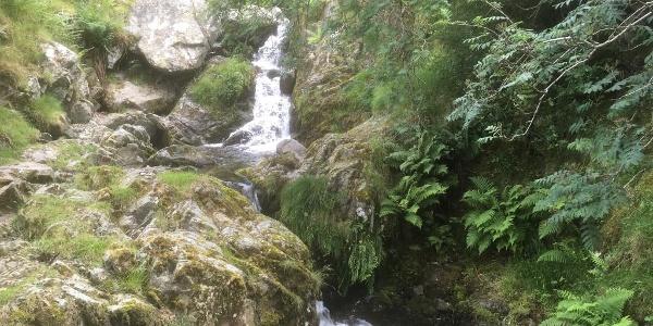 Stye Beck Falls Stanah