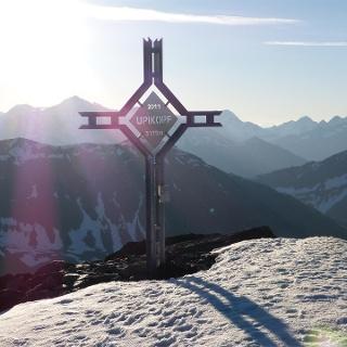Skitour zum Upiakopf