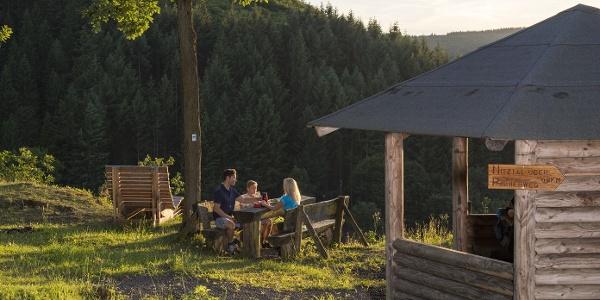 An der Bleiberg-Hütte