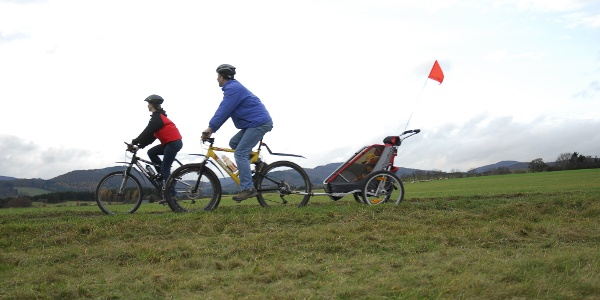 Familienradtour in Hallenberg