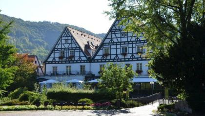 Bad Hotel - 1553 erbautes historisches Fachwerkhaus