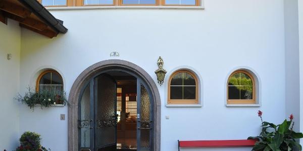Eingang Haus Irma