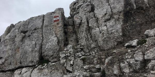 Small ladder - 0.10 km