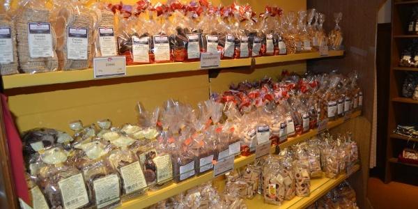 Keksgalerie im Schulze Ladencafé, Borgholzhausen