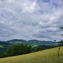 kurz vor Niederhofen