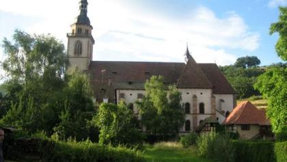 Eglise abbatiale Saints-Pierre-et-Paul _ Andlau