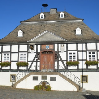 Altes Rathaus in Eversberg