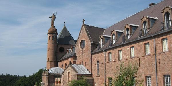 Mont Sainte-Odile, Alsace
