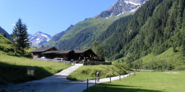 Senningerbräualm im Hollersbachtal