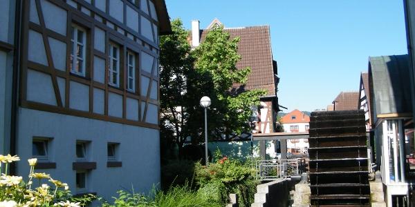 Wassergasse in Annweiler