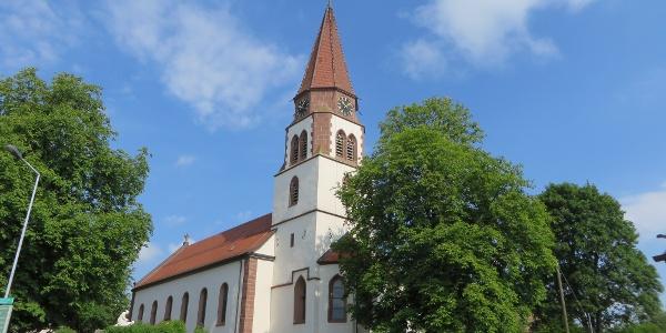 Pfarrkirche St. Martin Neuhausen