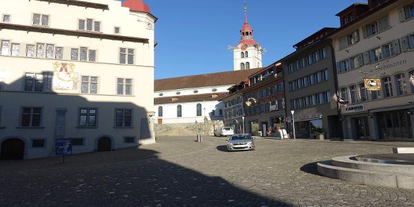 Altstadt Sursee.