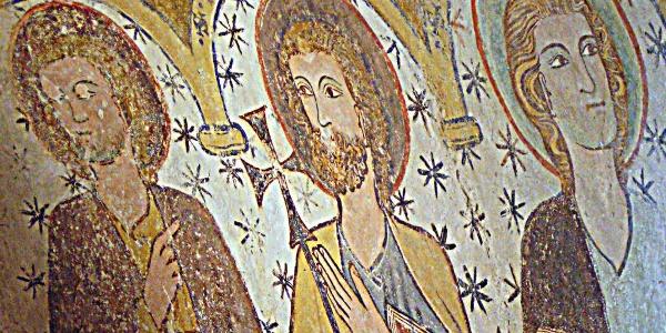 Wandmalereien des Waltensburger Meister