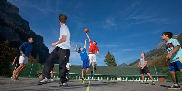 Sport und Spass im Sportcamp