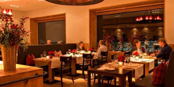 Restaurant Titschli Hotel Frutt Lodge & Spa