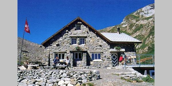 Wildhorn hut