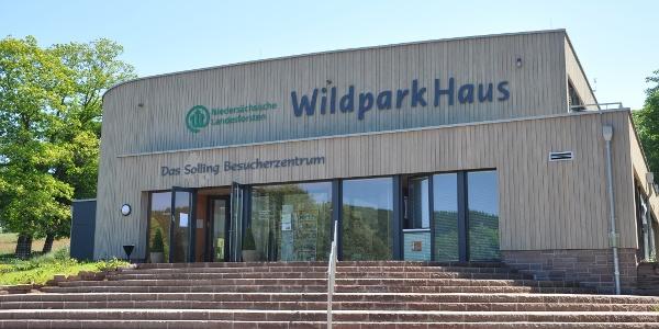 WildparkHaus - das Solling-Besucherzentrum