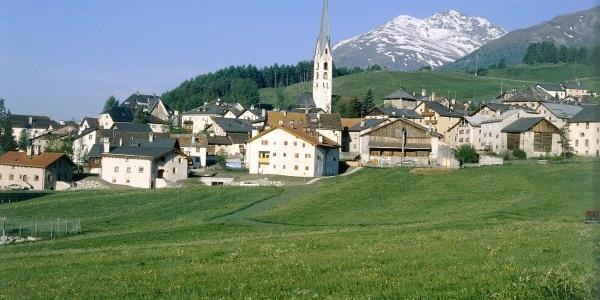 Dorfkern von Zuoz