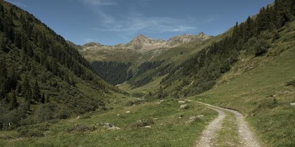 Landschaft Klosters