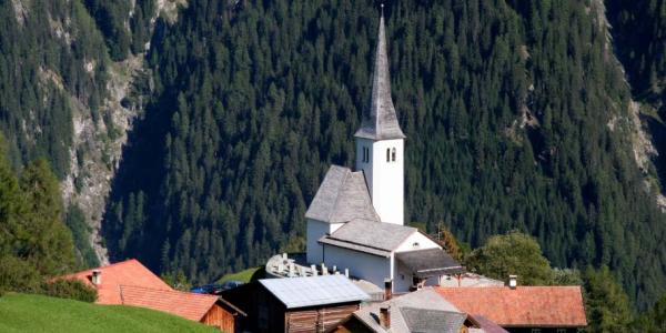 Tenner Kirche © B. Steinmann