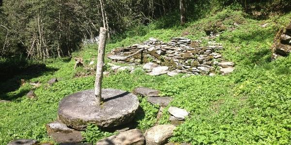 Mühle bei Surin