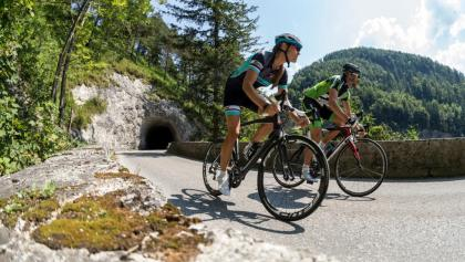Rennradtour Salzburg/Bayern