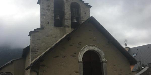 Church at Viscos