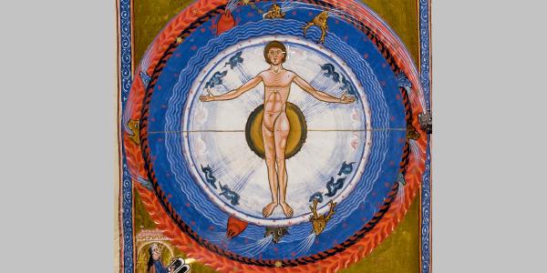 Bildausschnitt Liber Divinorum Operum I.3