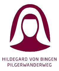 Logo Hildegard von Bingen Pilgerwanderweg