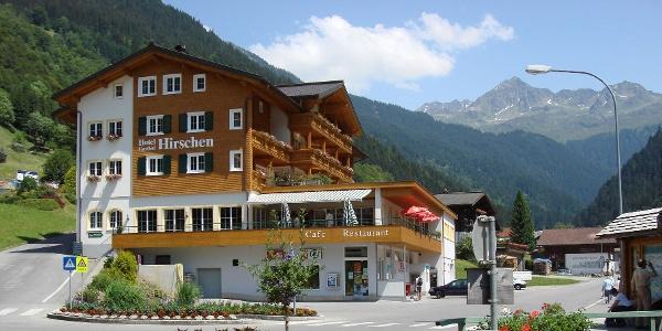 Hotel Hirschen, Silbertal