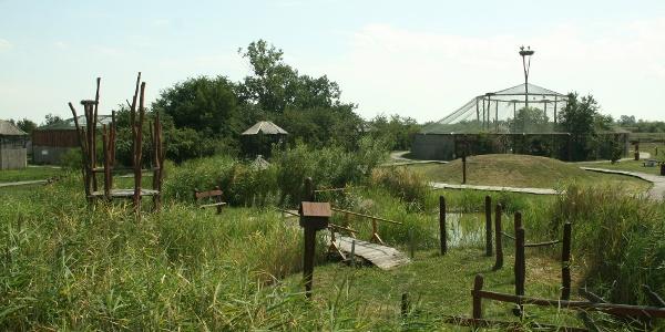 A Hortobágyi Madárpark (Madárkórház Alapítvány)
