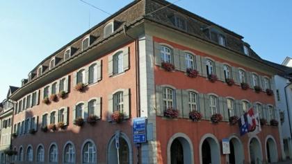 Rathaus, Bad Zurzach