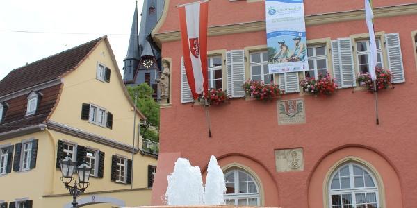 Historischer Marktplatz Gau-Algesheim