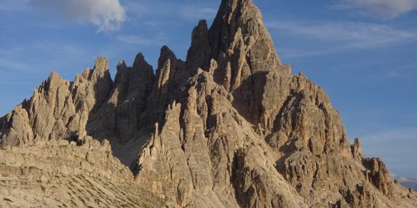 Paternkofel von Dreizinnenhütte