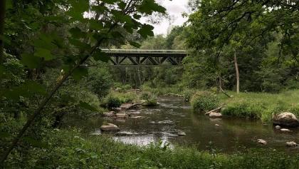 Eisenbahnbrücke Windischeschenbach