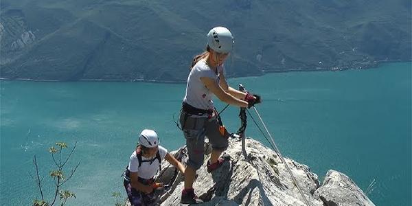 Ferrata Sussati - Cima Capi - Garda Alta - Foletti - Bezecca